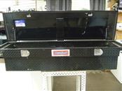 DURALAST 38210031 TRUCK TOOL BOX (BLACK)